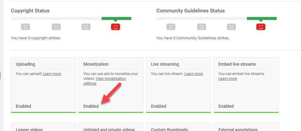 make money with YouTube using Google AdSense